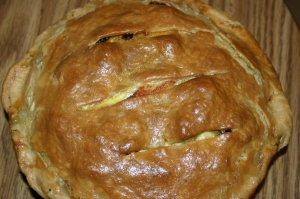 Acorn Squash Pie