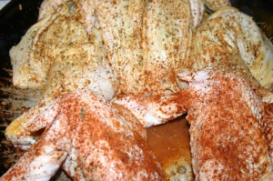 Chicken/Turkey Wings