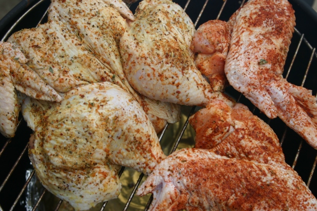 Smoker Poultry
