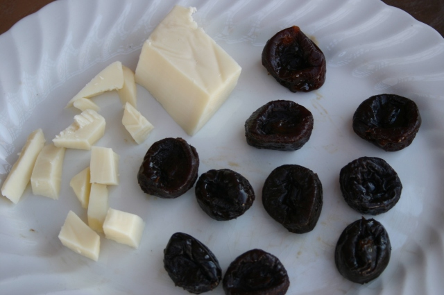 Prunes n Cheese