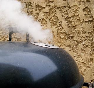 Smoking Weber