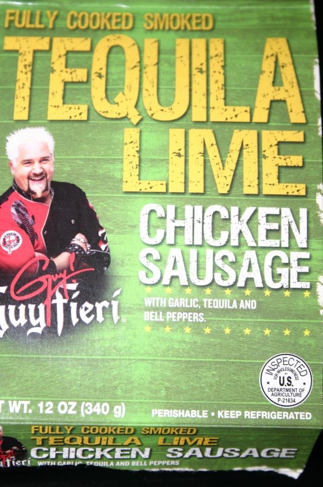 Sausage Label