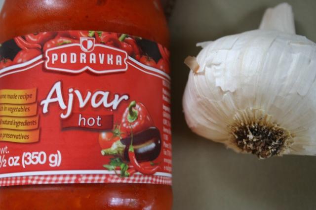 Ajvar & Garlic