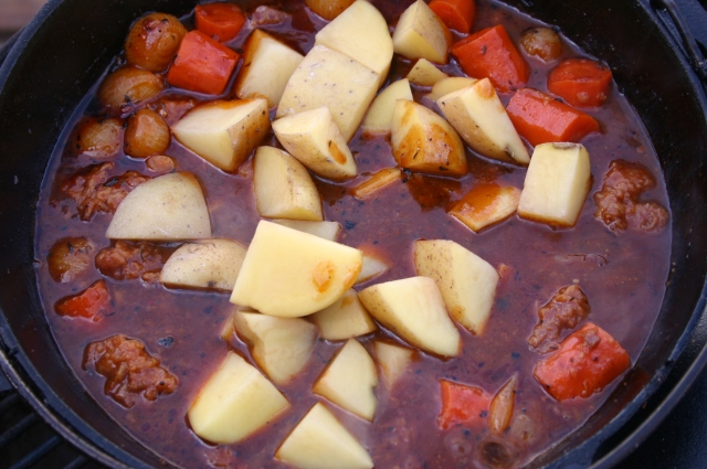 Veggies in Stew