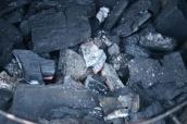 Lit Coals