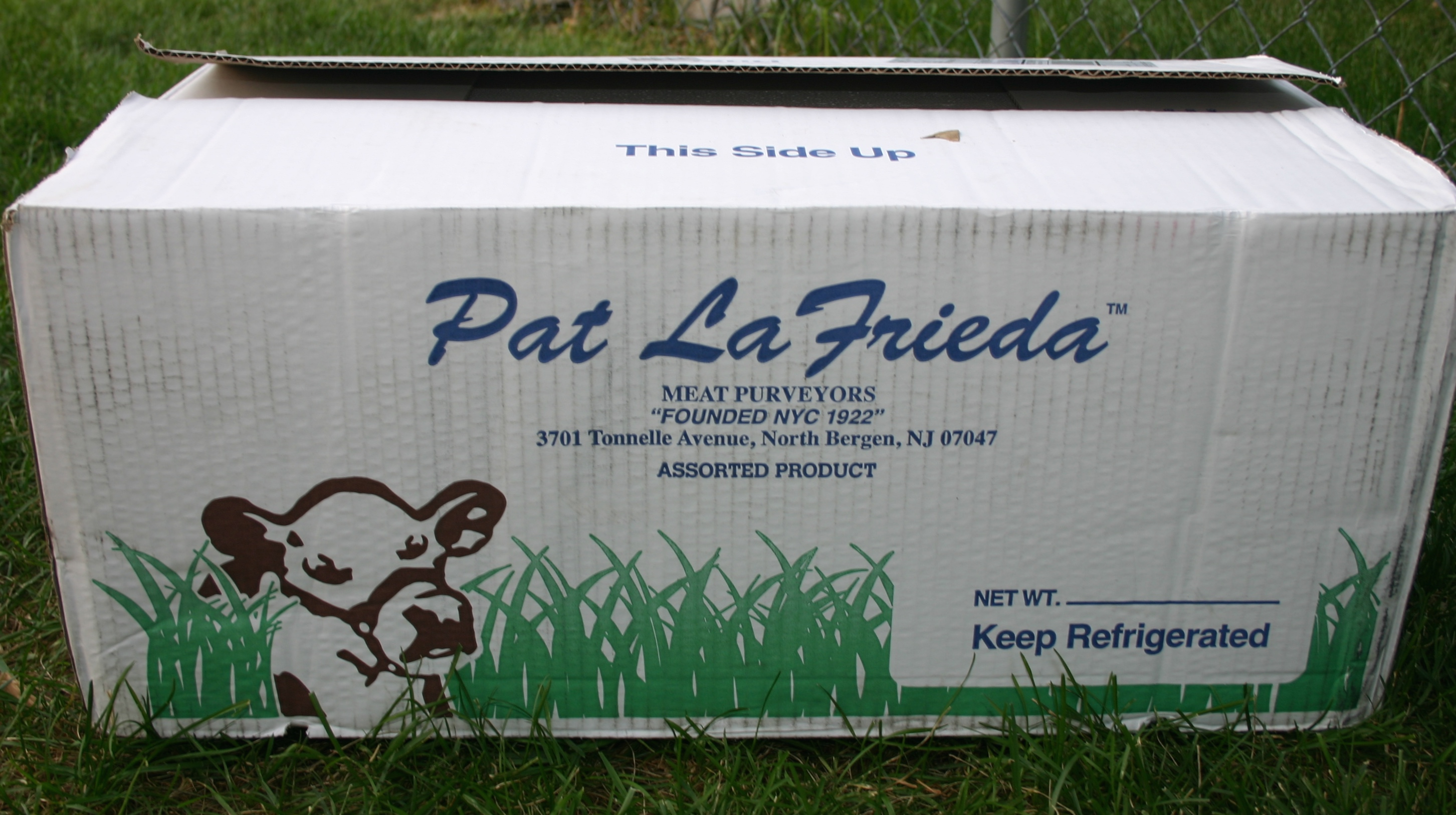 Pat La Frieda Farms